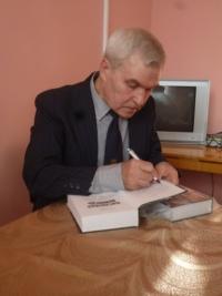 21 февраля в п. Катунино состоялась творческая встреча с заслуженным работником культуры Леонидом Бабий
