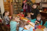 7 февраля в Коскогорском филиале прошёл литературный час «Книга в кадре», посвященный 110 — летию со дня рождения Агнии Львовны Барто