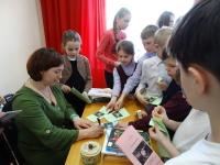 29 марта в центральной детской библиотеке прошла творческая встреча «Писатель и читатель»