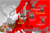 4 мая накануне Дня Победы в Центральной библиотеке Приморского района состоялся исторический круиз «По местам воинской славы» для старшеклассников МБОУ «Уемская СШ»