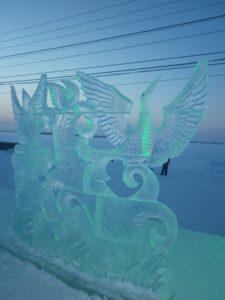 №1 « А льды наши зимние блестят, будто браманты…»