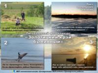 Подведены итоги литературного фотоконкурса «Золотицкий край былинный»
