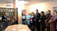 Библиотека в Луговом станет духовным центром поселка