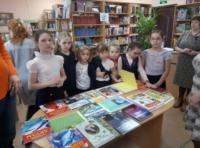 Библионочь в Талажской библиотеке