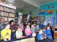 Библионочь в Пертоминске