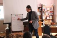 Cостоялась встреча с детским писателем Эдуардом Матвеевым