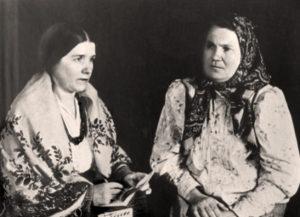 А. Колотилова и М. Крюкова