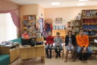 День библиотек «Для вас открыты наши двери и сердца…» в Талажском филиале