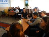 Центральная библиотека Приморского района заняла третье место в областном конкурсе по правовому просвещению!
