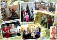 Новогодние праздники в Центральной детской библиотеке