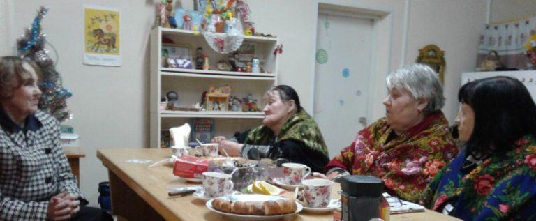 «Призвание души»: литературное объединение Приморского района