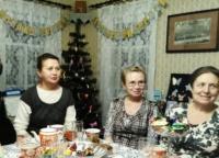 Рождественские встречи в Пустошинской библиотеке