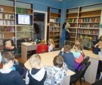 Акции «Читаем Гайдара» в Васьковской библиотеке
