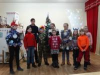 Новогоднее приключение вокруг русской печки