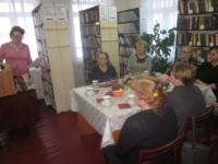 Литературно-музыкальная гостиная «Русской песни запевала и ее мастеровой», посвященная Алексею Фатьянову