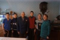В гости к ветерану Великой Отечественной войны