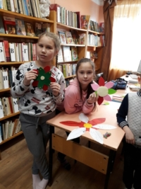 Акция«Читаем книгу вслух» прошла в Лисестровской библиотеке