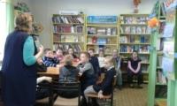 Областной день чтения «Живое слово Абрамова» в Рикасихинской библиотеке