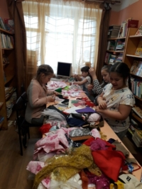 Кружок рукоделия «Модная библиотека»