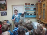 Экскурсия «Бабушкина посуда»
