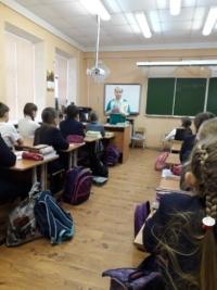 День чтения «Живое слово Абрамова» в Катунинской библиотеке