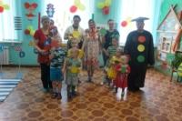Игровая познавательная программа «В гостях у Светофора»