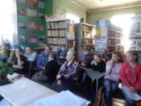 «Библионочь» в Пертоминске