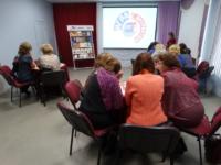 Библиоквиз «Игра с антрактом» прошел в Центральной библиотеке Приморского района
