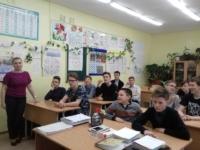 Девятиклассники Катунинской школы участвовали в игре «Где логика?» на тему ЗОЖ