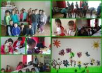 Мероприятие «Чудеса под солнышком» для отряда «Спецназ» детского оздоровительного лагеря «Юнармеец» прошло в библиотеке