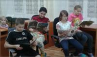 Лермонтовские чтения в Центральной библиотеке