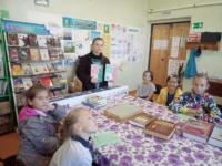 Урок-экскурсию «Путешествие в Книгоград» в Лявленской библиотеке