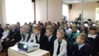 Урок мира «Маленькие герои большой войны» прошел для учеников 2 классов Катунинской школы