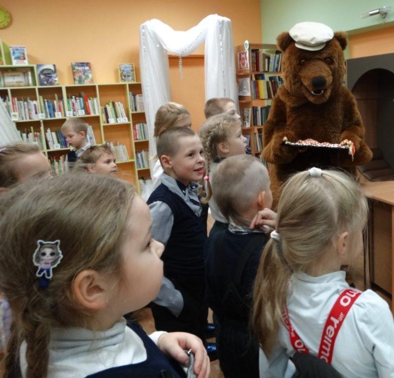 Cетевая акции «День с писателем» в Центральной детской библиотеке