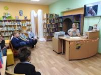 Познавательный час «Животный мир России» прошел в Центральной детской библиотеке