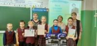 Учащиеся Вознесенской школы приняли активное участие в ежегодной областной акции «День с писателем»