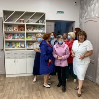 В Приморском районе открылась обновленная библиотека