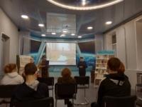 Всероссийская акция «Блокадный хлеб» в Вознесенской библиотеке