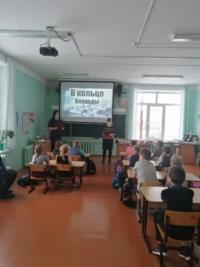 Всероссийская акция «Блокадный хлеб» в Повракульской библиотеке
