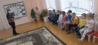 В преддверии празднования 60-летия со дня первого полёта человека в космос Повракульская библиотека подготовила мероприятия для школьников и дошкольников Повракульской НШ-ДС