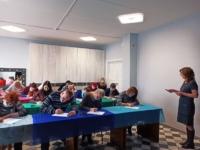 Тотальный диктант – 2021 в Приморском районе состоялся!!!