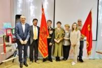 Презентация книги «Архангельск: 100 дней войны» в Катунино