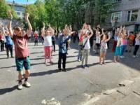 Развлекательная программа «Праздник мороженого» для ребят детского оздоровительного лагеря «Ералаш»