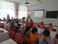 Лингвистическая игра «Загадки русского языка» для ребят из ДОЛ «Ералаш»